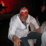 Test Lab: The Doctor is In! Bart Knaack at the Halloween Party