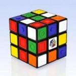 Cube-shaped tester