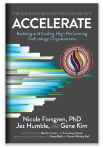 Accelerate book