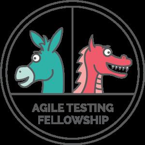 Donkey and dragon Agile Testing Fellowship logo